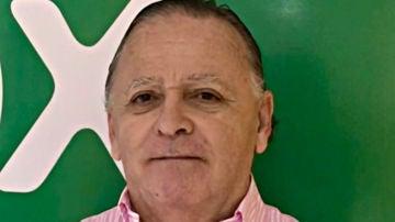 El senador de Vox por Ceuta, Juan Ros