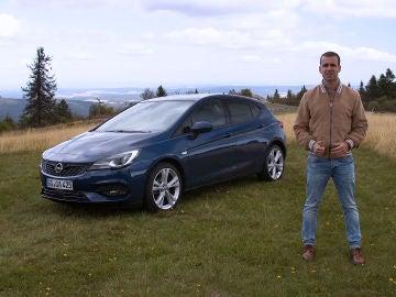 Prueba Opel Astra 2020