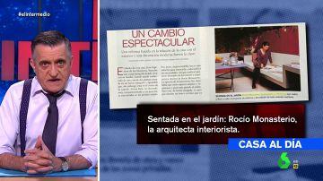 """Estos son los mejores reportajes de Rocío Monasterio """"como falsa arquitecta"""""""