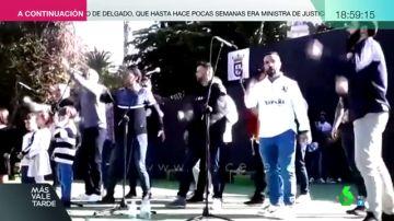 """Una chirigota de Ceuta arremete contra los musulmanes: """"Toca los cojones que los moros vengan pisando tan fuerte"""""""