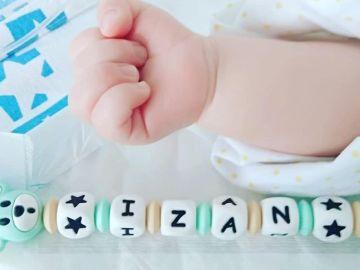 Buscan urgentemente un donante de médula para Izan, un bebé de dos meses con inmunodeficiencia combinada grave
