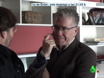 Francisco Granados con Jordi Évole
