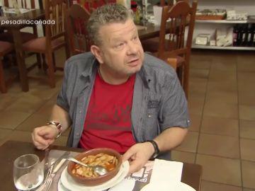 A cañada: el restaurante de la exmujer de 'El rey del cachopo' que pidió ayuda a Alberto Chicote