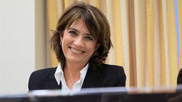 La exministra de Justicia, Dolores Delgado