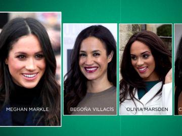 Begoña Villacís, Olivia Marsden o Christine Mathis: ¿quién es la verdadera doble de Meghan Markle?