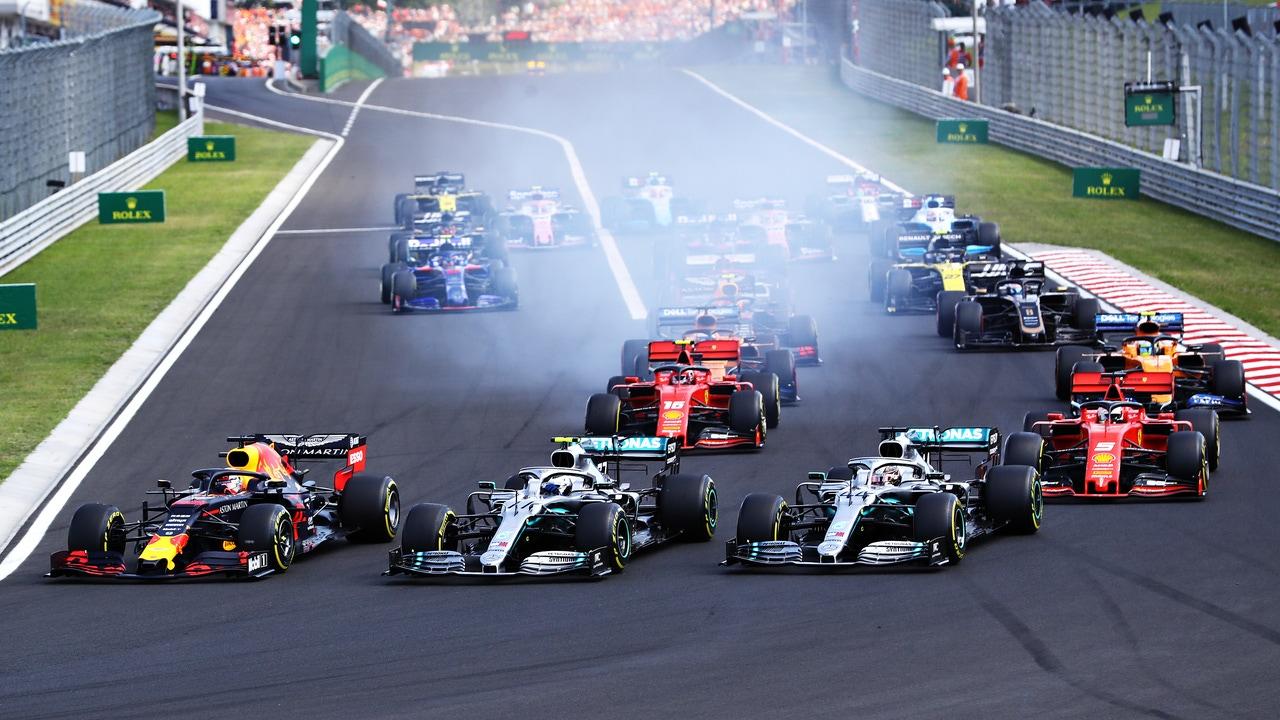Gran Premio de Hungria de Fórmula 1
