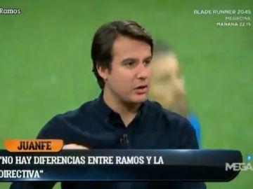 Juanfe Sanz.