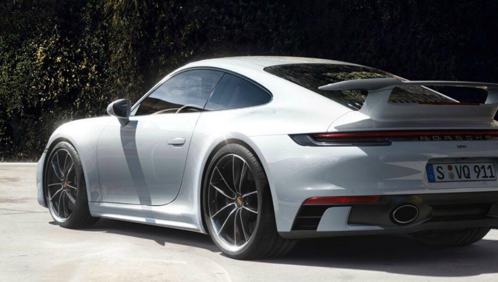 Porsche 911 992 Aerokit