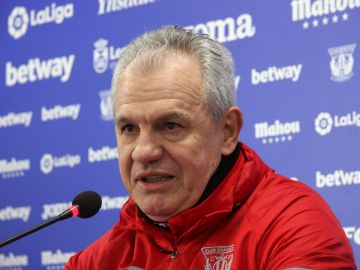 Javier Aguirre.