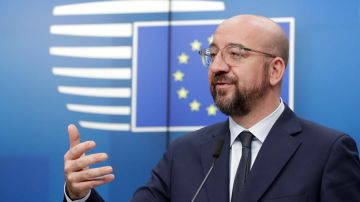 Charles Michel, presidente del Consejo Europeo.