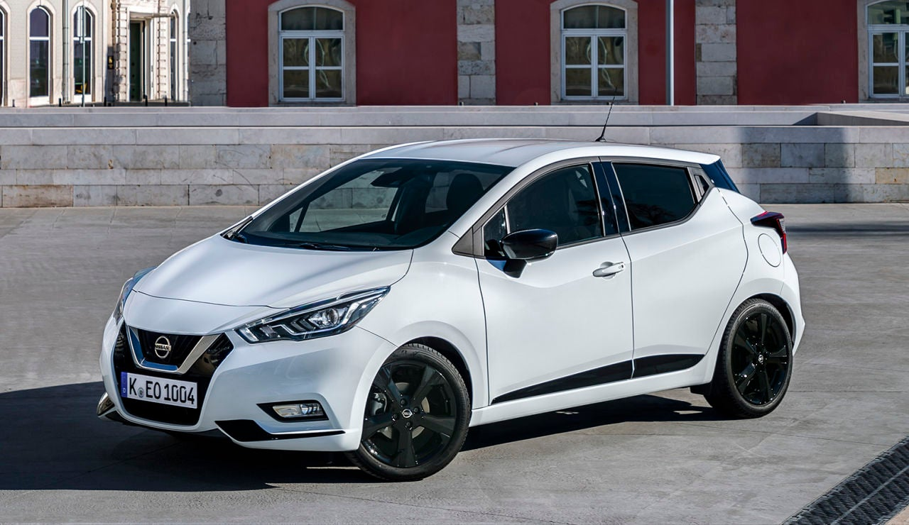 Nissan Micra 2020