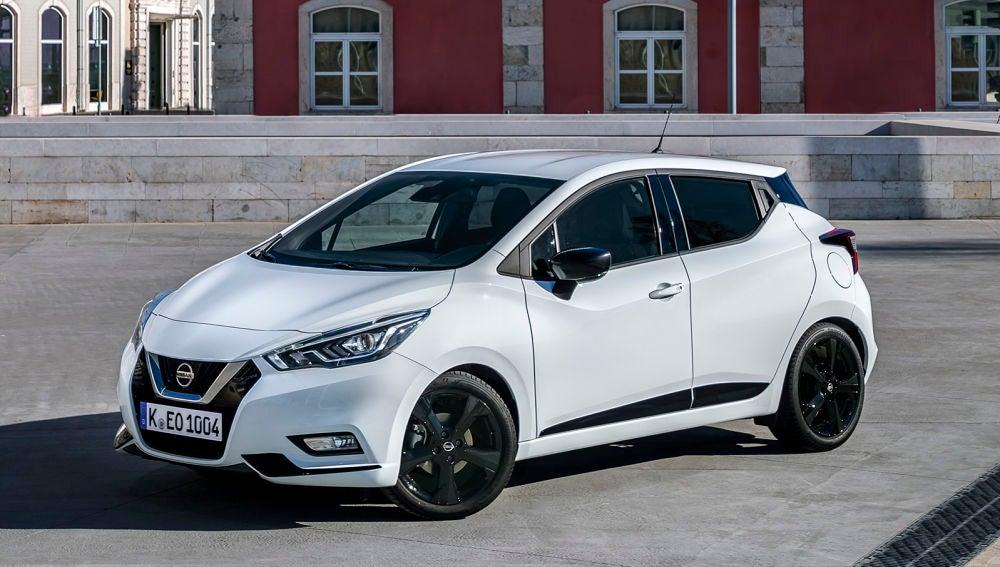 Nissan micra 2020 precio