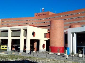 Vista general del Hospital Universitario Virgen de la Arrixaca, en Murcia.