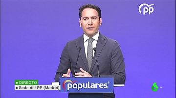"""Teodoro García-Egea: """"Sólo encontrarán en mí y en Casado palabras de reconocimiento hacia Alfonso Alonso"""""""