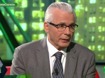"""Baltasar Garzón: """"De Dolores Delgado solo puedo opinar bien, su calidad fiscal es indiscutible"""""""