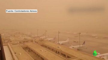 Imagen de aeropuerto de Canarias