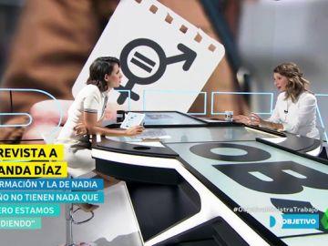 """La ministra Yolanda Díaz anuncia que hará huelga el 8M: """"Siempre la hago y la volveré a hacer"""""""