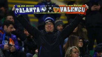 Atalanta-Valencia.