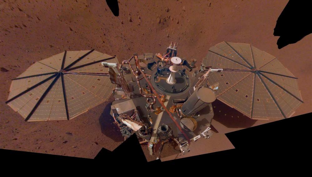 La mision InSight confirma que en Marte se producen terremotos