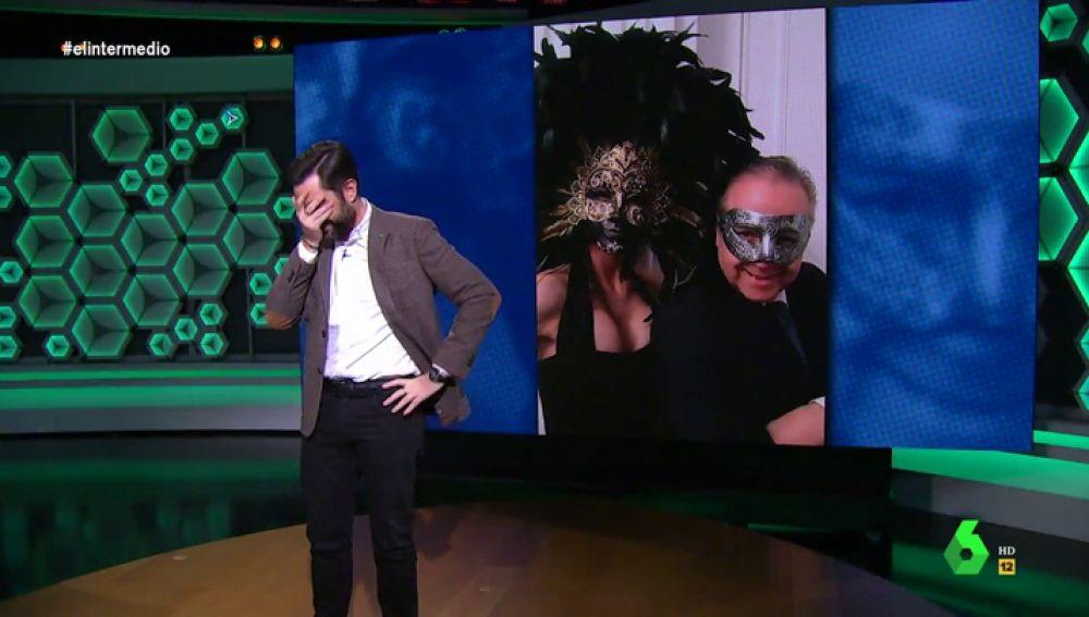 "La riña de Dani Mateo a Carmona tras llamar a una mujer ""monumento español en pleno siglo XXI"""