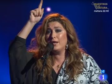 Estrella Morente, en Operación Triunfo