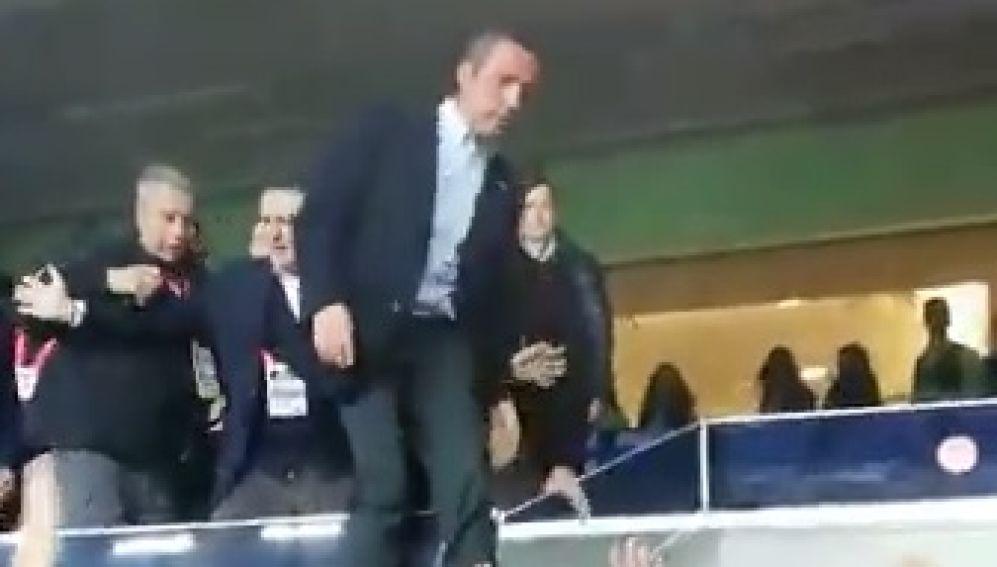 Presidente del Fenerbahçe