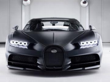 Bugatti Chiron 250 Noire