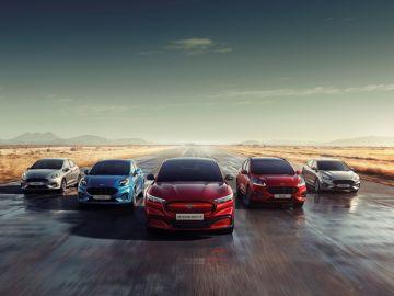 Ford promete 18 modelos electrificados