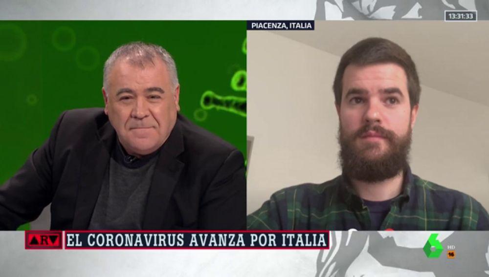 """El mensaje de tranquilidad de un médico en Italia: """"Otro día más en Urgencias"""""""