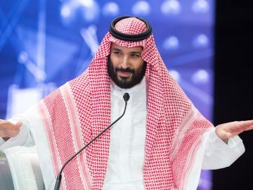 Mohammed bin Salman, príncipe heredero de Arabia Saudí