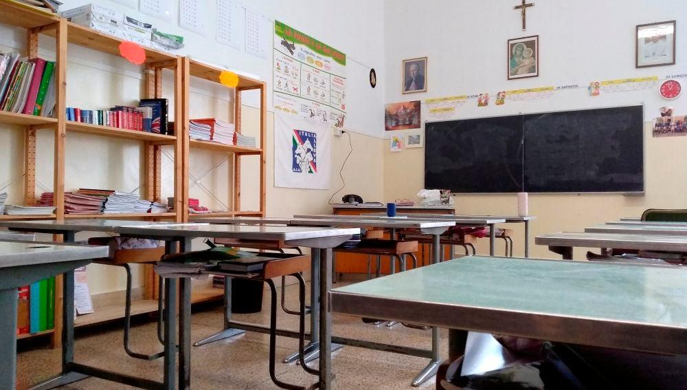 Cierre de aulas