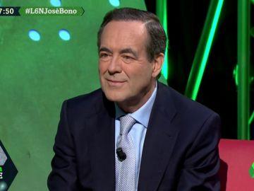 """José Bono: """"El coronavirus cumple un 'milagro' en España, la ausencia de lucha partidista"""""""
