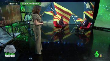"""José Bono: """"La salida de Junqueras de la cárcel, más que político, es un favor penitenciario"""""""