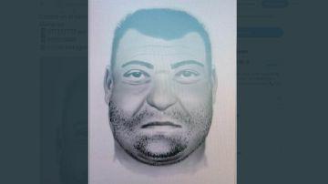 Imagen facilitada por la Guardia Civil para tratar de identificar a un hombre fallecido en Tortosa