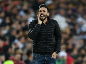 Eder Sarabia, segundo entrenador del Barça