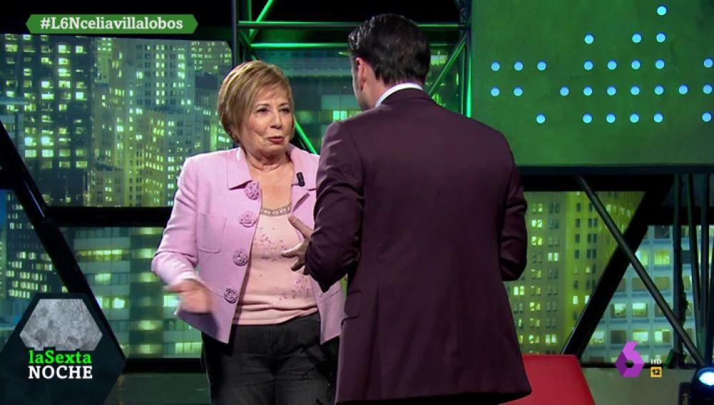 """Celia Villalobos, sobre la crisis del coronavirus: """"Es demasiado exagerado todo"""""""