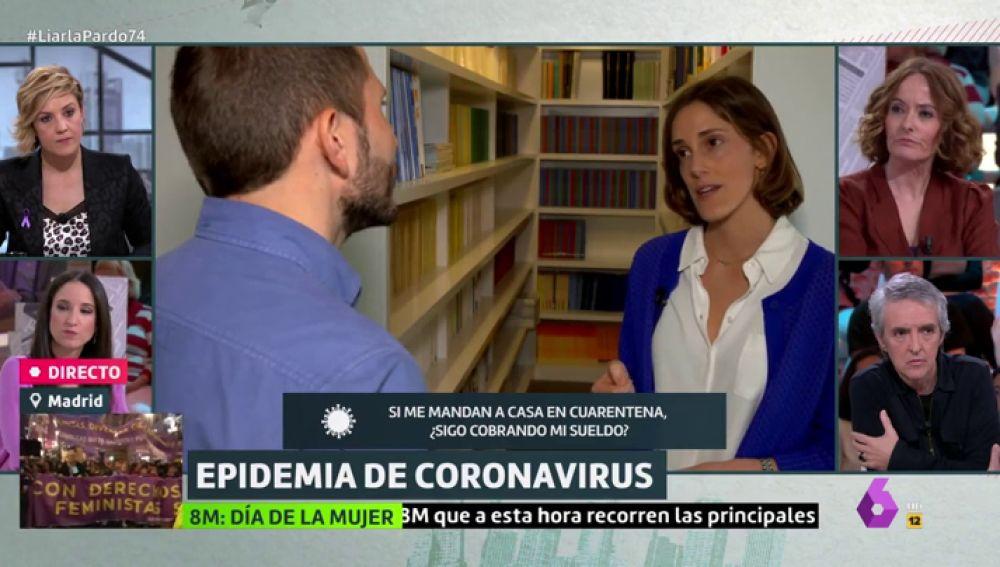 ¿Puedes faltar al trabajo si cierran el colegio de tu hijo?: así puede afectar el coronavirus a tu trabajo