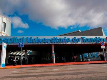 Imagen del hospital de Torrejón