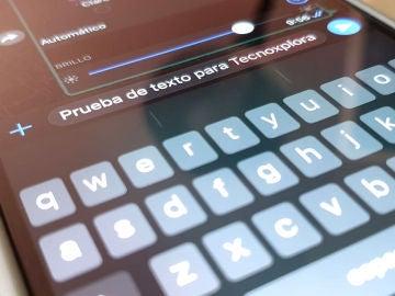 Cómo seleccionar texto con el teclado de iOS 13 para iPhone
