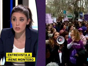 Irene Montero en El Objetivo