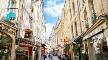 Caen, Normandía