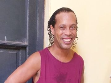 Ronaldinho, supuestamente en la cárcel