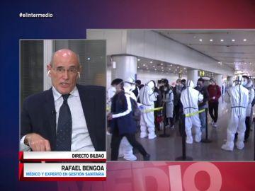 """Rafael Bengoa, experto en gestión sanitaria: """"El sistema de salud español es el idóneo para controlar el coronavirus"""""""