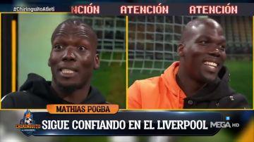 """Florentin Pogba, sin medias tintas en 'El Chiringuito': """"Quiero que mi hermano firme por el Madrid"""""""