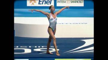 """La natación sincronizada española también inició en 2008 su máximo esplendor: """"Eramos un equipo con mucha capacidad de crear"""""""