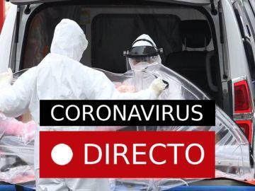 Coronavirus: El COVID19 en España, última hora en directo