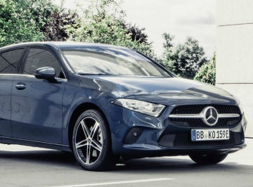 Mercedes Clase A híbrido enchufable