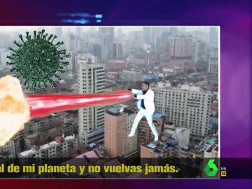"El 'hit' musical ""harcore transmetal cristiano boliviano"" para 'curar' el coronavirus"