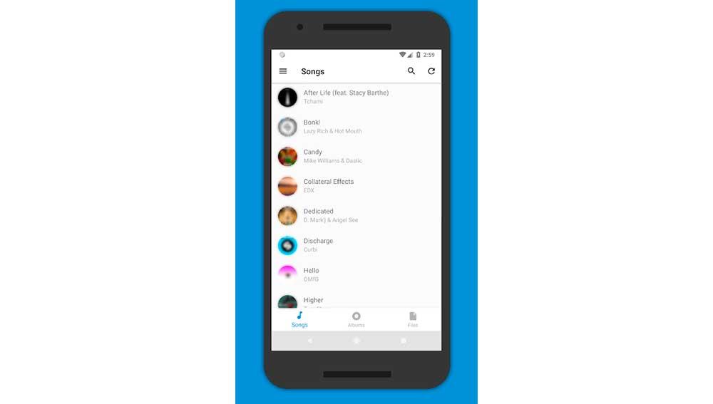 Esta app nos propone los tag más adecuados