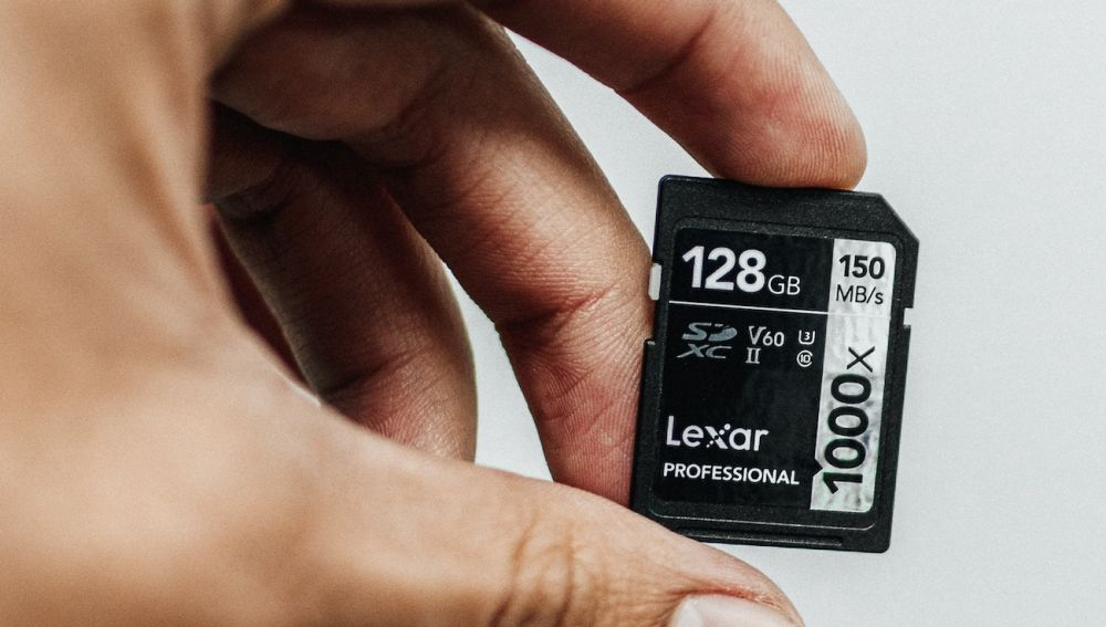 Arreglar tarjeta MicroSD